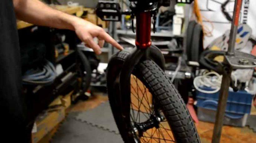 BMX Bike Maintenance Pro Guideline