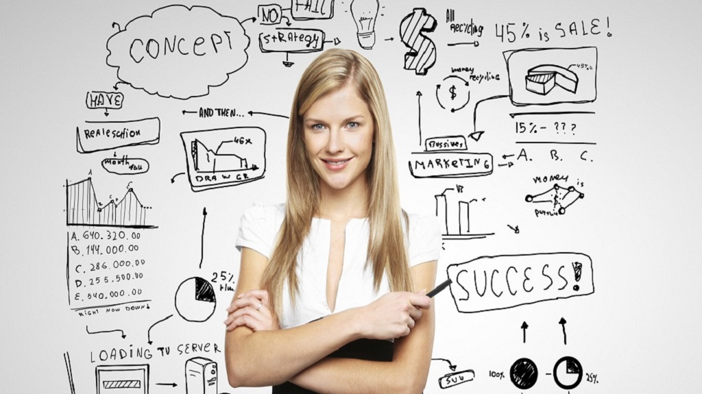 These are the top small business ideas for women: