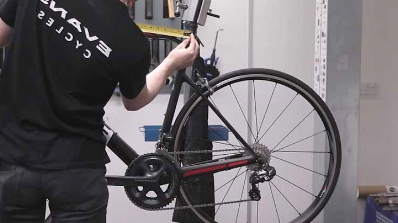 Easy Guideline to Measure Bicycle Frame Size